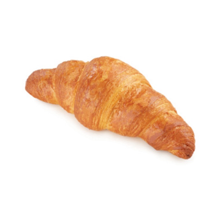 Croissants thaw, prove & bake 60g Butter Croissant