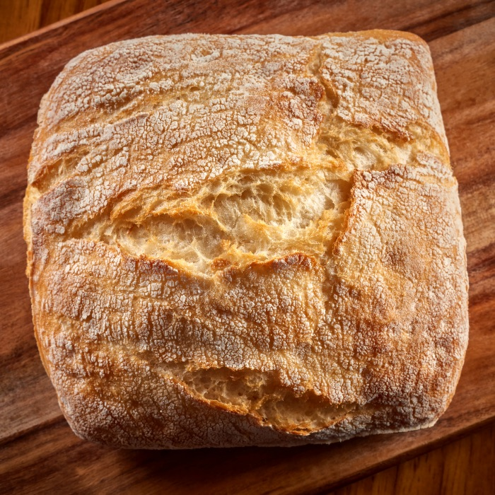 Breads & Rolls Ciabatta Roll 90g