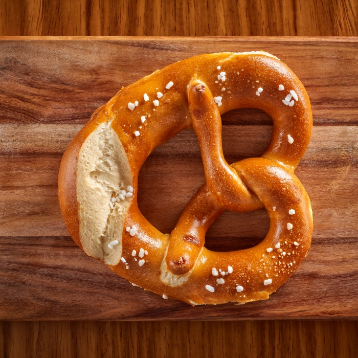 Breads & Rolls German Pretzel 80g