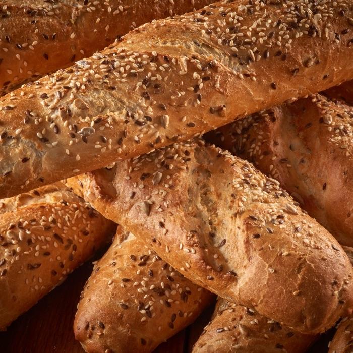 Breads & Rolls Rustic Baguette Multigrain 270g